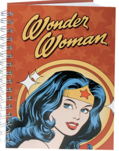 Wonder Woman Journal...FIERCE!!
