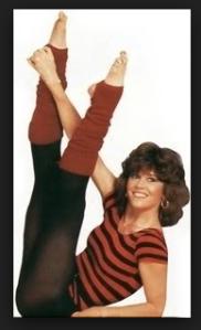 Jane Fonda, The QUEEN